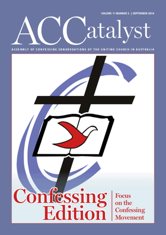 Cover of ACCatalyst magazine
